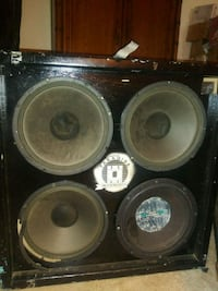 4 X 12 Custom Guitar Cabinet Forest Hill, 21050