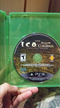 Ps3 ico & Shadow of the colossus ps3 game Calgary, T3J 2V2