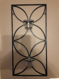 WROUGHT IRON WALL DECORE North Dumfries, N0B