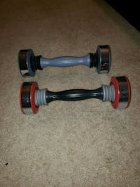 four black and red shock absorbers Gaithersburg, 20886
