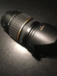 Tamron lens 17-50mm f2.8 for Canon Vaughan, L4L