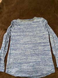 Juicy Couture, XS long sleeve shirt with sleeve cutouts.  Like new  Grand Junction, 81504