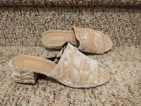 New Women's Size 5.5 Slip on Shoes Chunk Heel Woodbridge, 22193