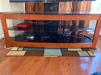 TV stand with universal mounting systems for 65inh  Ashburn, 20148