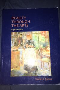 Reality through the arts eighth edition textbook