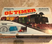Old Timer Limited Edition HO Scale Train Set  San Antonio, 78109