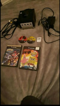 GAMECUBE Lot ( 4 Games, No Controllers, Has All Po Bowmanville, L1C