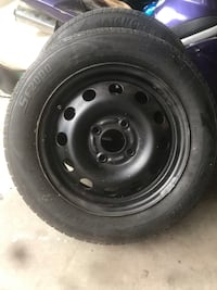 $40 For all 3 Good tires.    4x114 Las Vegas, 89158