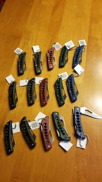 15 New pocket Knives  Austin, 78727