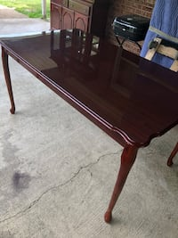 Cherrywood dining table without chairs  Dumfries, 22026