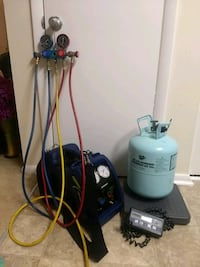 Refrigerant Recovery System Sterling
