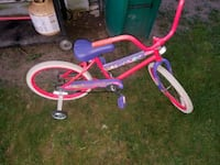 toddler's pink and purple bicycle Syracuse, 13205