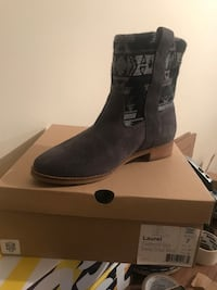 BRAND NEW TOMS BOOTS SIZE 7 New York, 11377
