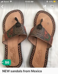 NEW sandals from Mexico Greenbelt, 20770