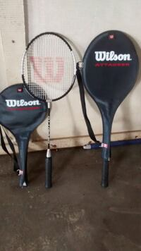Pair of rackets  ( brand new )  Calgary, T3A 5Y1