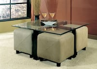 Coffee Table (Cubes Sold Separately) 30306