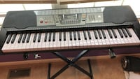 Electric Piano With Stand Huntley, 60142