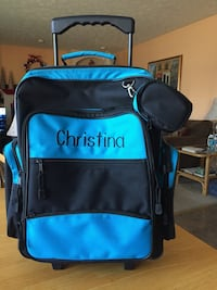 """Brand new """"Christina"""" wheeled backpack for child Poolesville, 20837"""
