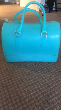 Teal color jelly bag 44 km