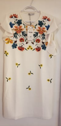 Brand new Zara Spring dress in small London