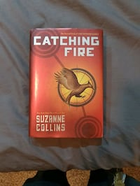 Catching Fire Suzanne Collins Osseo, 55311