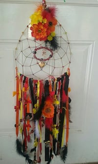 red and black dream catcher Rock Spring