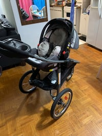 Car seat and stroller MODES JOGGER Toronto, M9R