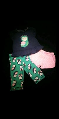 Baby Girl PJ's and Sweats - 12 Months Bakersfield, 93311