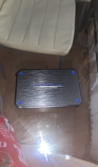 Power pack with built in charger
