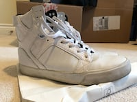 Supra site board shoes high white 马卡姆, L3T 5G1