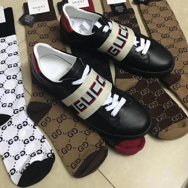 95a8ae24c4653 Used gucci socks for sale in San Diego - letgo