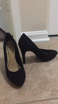 Suede high heel shoes Fairfax, 22031