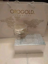 24K Cryogenic diamond face mask orogold Toronto, M1P 5J4