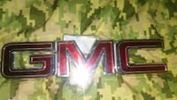GMC front grill decal Lake City, 29560