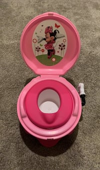 The First Years - Minnie Mouse potty training seat for girls Arlington, 22202