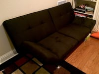 Black fouton/couch Wylie, 75098