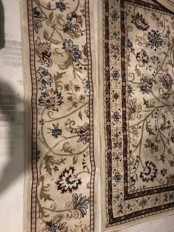 Decor Area Rugs and Matching Runner 63c9ef60-3d89-4328-86f7-73ecb6d94639
