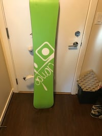 Option , nFluence snowboard Burnaby, V3J 0B4