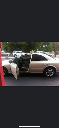 2001 Lincoln LS Haw River