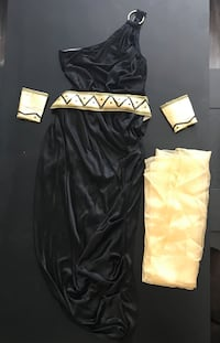 Queen of Nile Halloween Costume has all pieces  West Covina, 91790