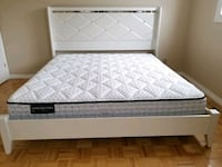 Showroom king mattress only.450 delivery 40$  Edmonton, T6G 1B9