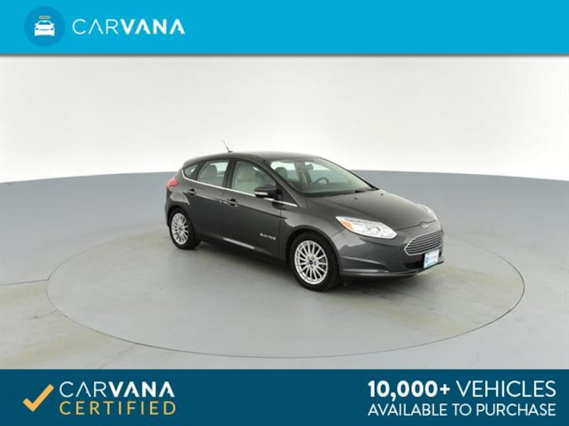 2015 *Ford* *Focus* Electric Hatchback 4D hatchback Dk. Gray 8bee8c9a-e273-476f-a7dc-c0949ce37aad