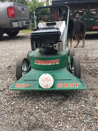 red and green Termite Billy Goat mower Bunnell, 32110