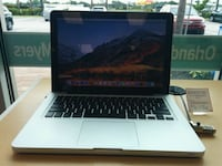13 inch MacBook Pro ... WE FINANCE Fort Myers, 33907
