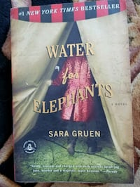 Water for Elephants paperback book  San Diego, 92124