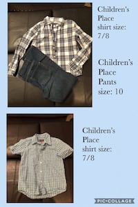 Boy clothing $60 for the lot Siloam Springs, 72761
