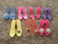 toddler's assorted pairs of shoes Springfield, 22151