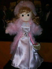 Rare Banberry Musical Doll Des Moines, 50316