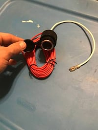 12V Power Plug for boat and vehicle