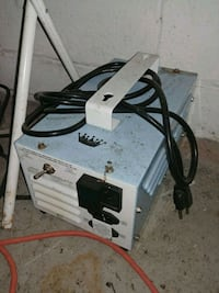 white and black welding machine Redford Charter Township, 48239